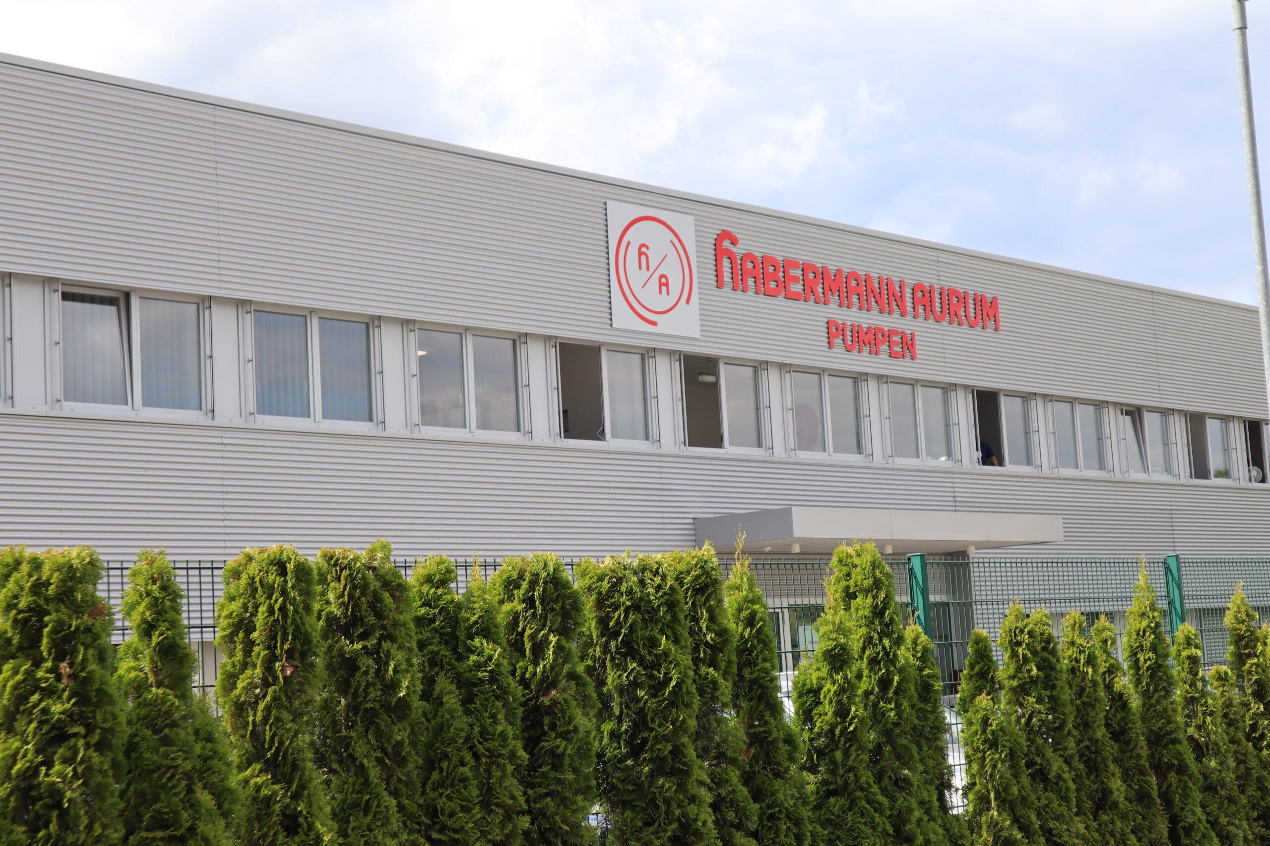 Habermann Aurum Pumpen